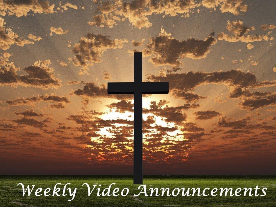 church-video-announcement
